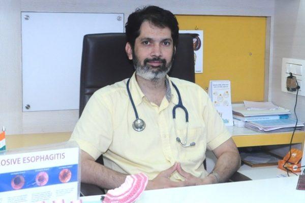 Gastroenterologist in Nashik